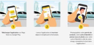 application Renault Mobility
