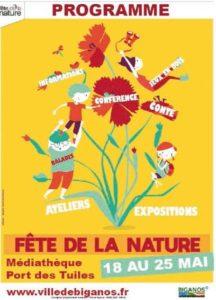 Fête de la Nature à Biganos du 18 au 25 mai 2019
