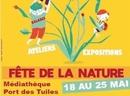 Fête de la Nature à Biganos 18-25 mai 2019