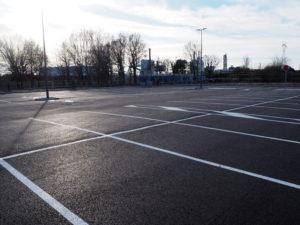 Le parking de Carrerot à Biganos inauguré