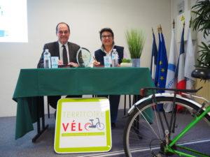 La COBAN, officiellement labellisée « Territoire Vélo »