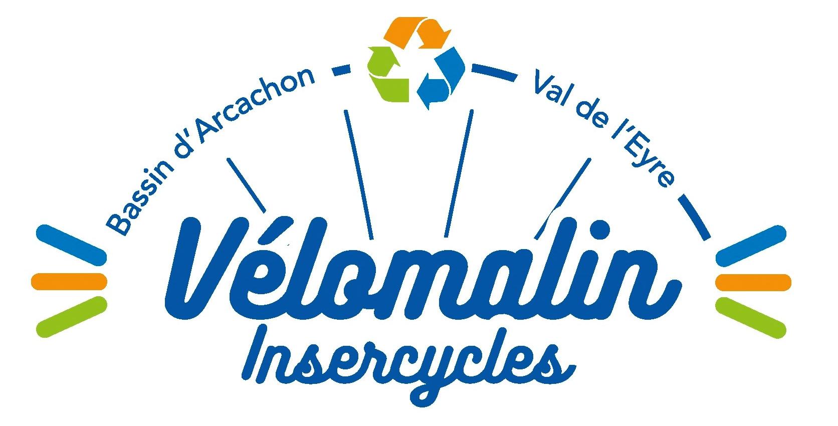Logo Insercycles Vélomalin