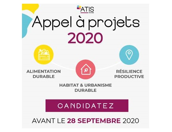AAP ATIS 2020 candidature