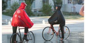Bien s'équiper contre a pluie à vélo - Les vêtements anti-pluie