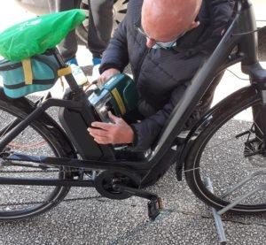 Le marquage vélo Bicycode offert par la COBAN