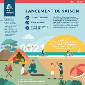 Lancement de la saison touristique 2021