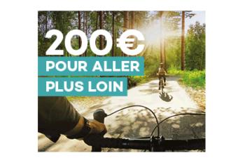 Visuel Aide 200 € COBAN Achat VAE